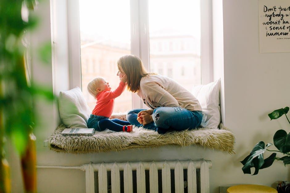 Et attraktivt hus for både forældre og børn