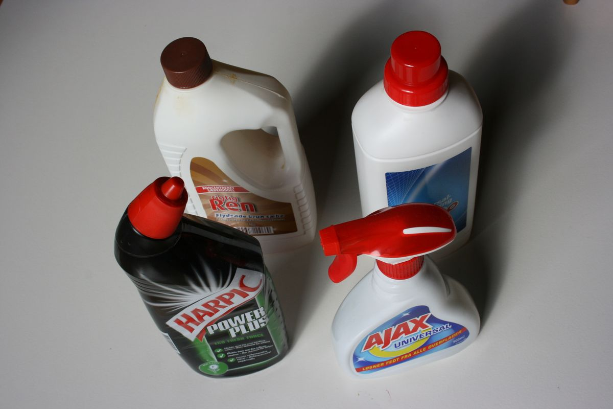 Effektive tips til rengøring af helt almindelige ting